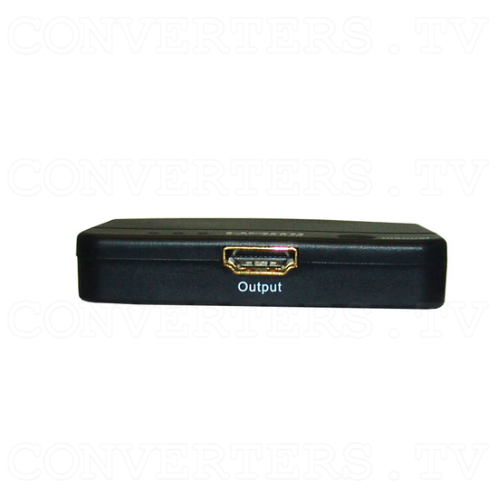 HDMI Switch 3 in 1 out - Front View