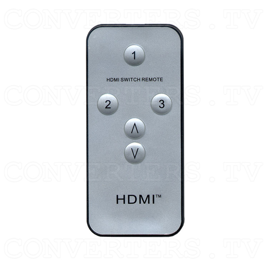 HDMI Switch 3 in 1 out - Remote