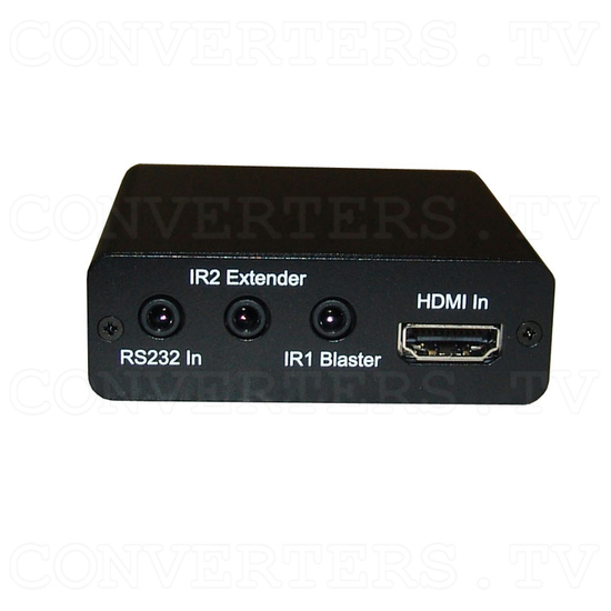 HDBaseT-Lite HDMI over Cat5e/6/7 Transmitter - Front View