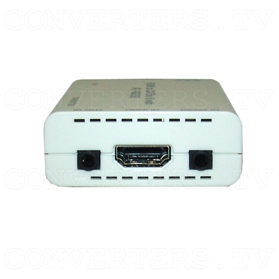 HDMI over CAT6 Transmitter and Receiver with IR & RS232 - Transmitter - Front