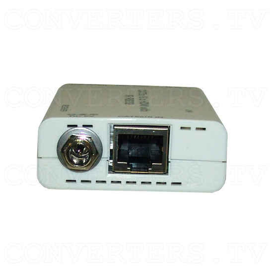 HDMI over CAT6 Transmitter and Receiver with IR & RS232 - Receiver - Back