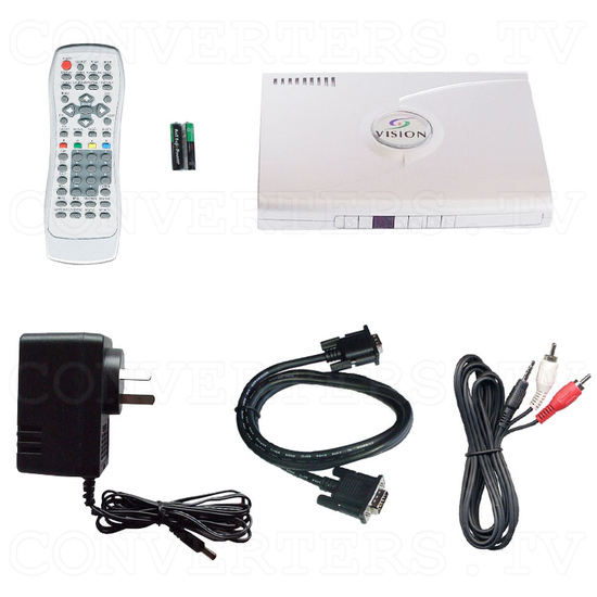 Vivid TV (VTB104) HDTV Box