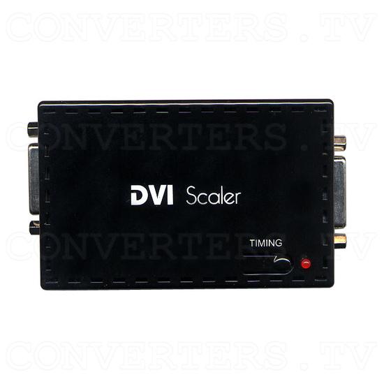 DVI to DVI Scaler Converter - Top View