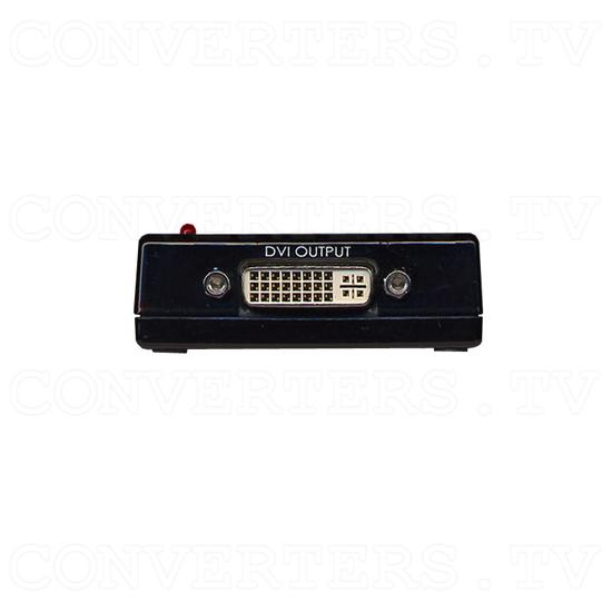DVI to DVI Scaler Converter - Right View