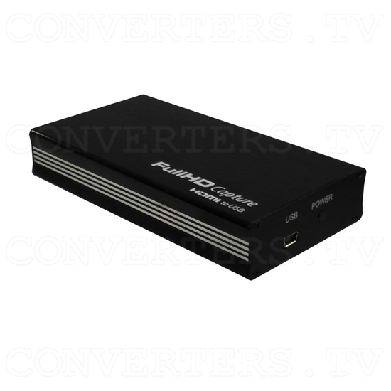 HDMI to USB Capture Box - Full View