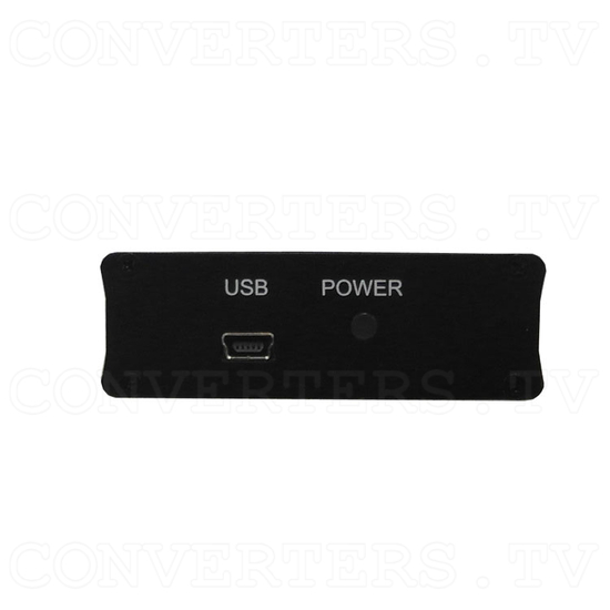 HDMI to USB Capture Box - Front View