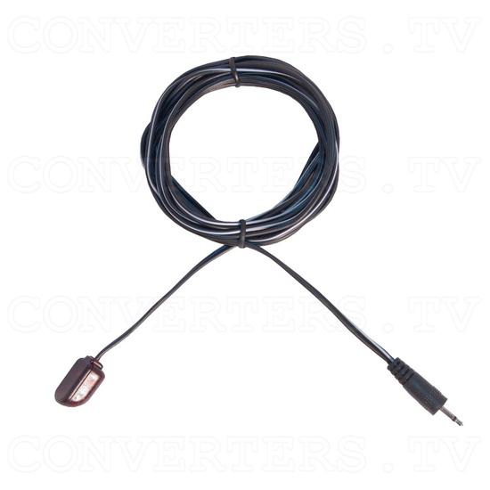 HDBaseT 1x4 HDMI over CAT5e/6/7 Transmitter-Splitter - Infrared sensor