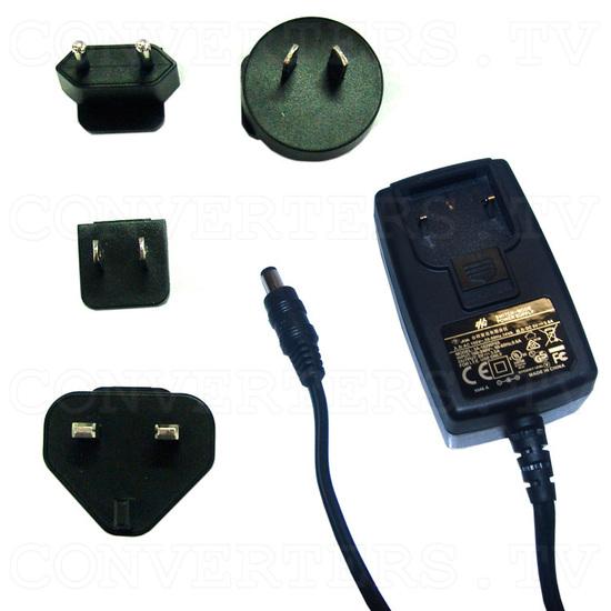 HDMI v1.3 1 In 8 Out 2D-3D Splitter - Power Supply 110v OR 240v