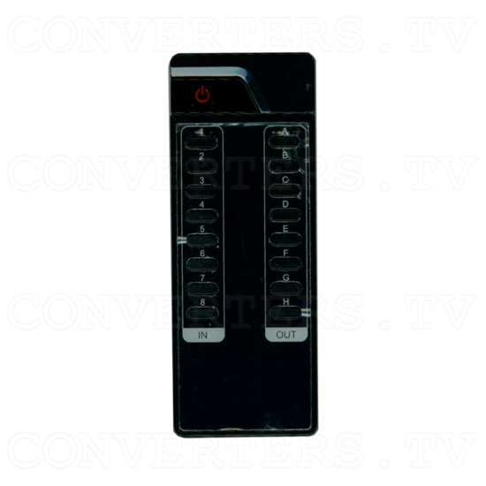 Infrared IR 8x8 Matrix - Remote Control