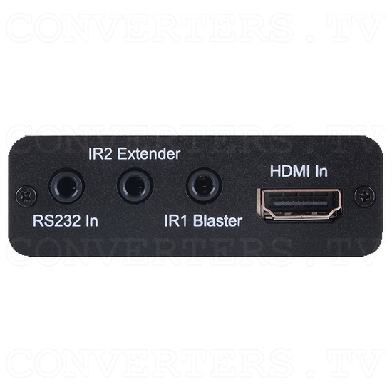 HDBaseT-Lite HDMI over CAT5e/6/7 with PoE Transmitter - Front View