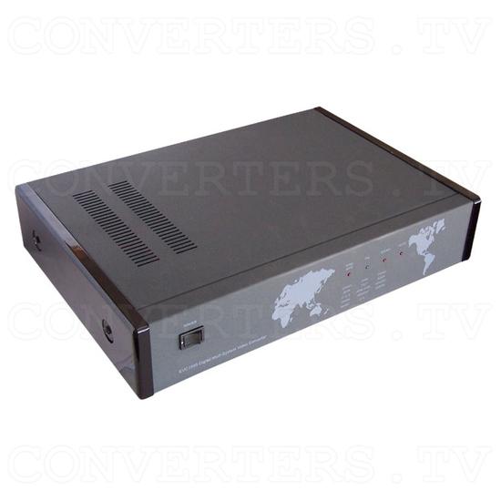PAL RGB at 50Hz To NTSC Video Converter - Full View