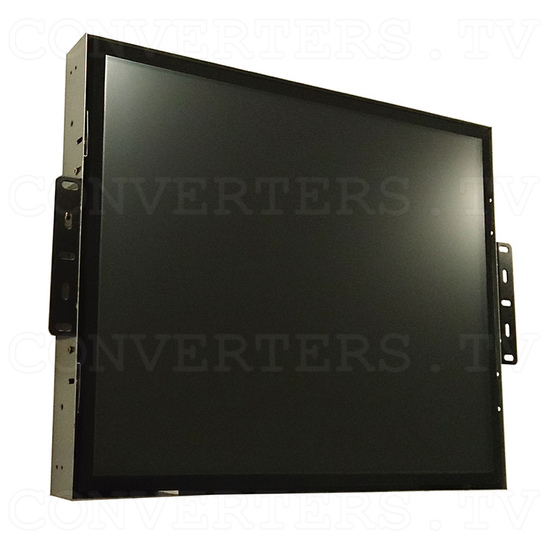 19 Inch Delta Resistive Touch Multi-Frequency to SXGA LCD Panel - Full View