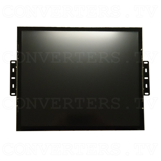 19 Inch Delta Resistive Touch Multi-Frequency to SXGA LCD Panel - Front View