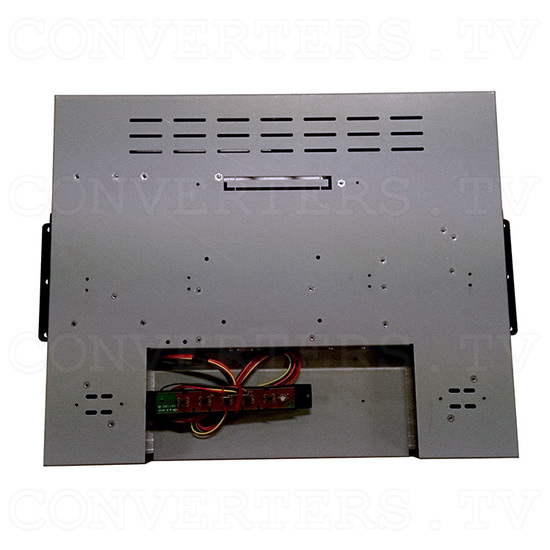 19 Inch Delta Resistive Touch Multi-Frequency to SXGA LCD Panel - Back View