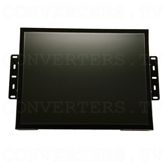 15 Inch Delta CGA EGA Multi-Frequency to XGA Res-Touch Screen LCD - Front View