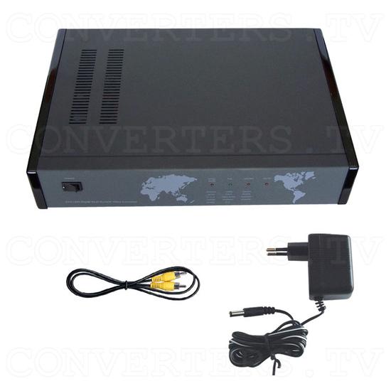 PAL RGB at 50Hz To NTSC Video Converter - Full Kit