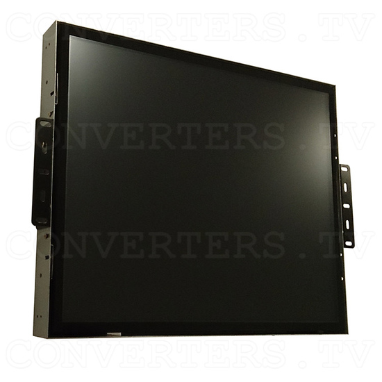 19 Inch Delta CGA EGA Multi-Frequency to SXGA Cap-Touch Screen LCD - Full View