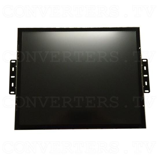 19 Inch Delta CGA EGA Multi-Frequency to SXGA Cap-Touch Screen LCD - Front View