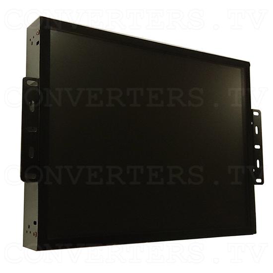 15 Inch Delta CGA EGA Multi-Frequency to XGA Cap-Touch Screen LCD - Full View