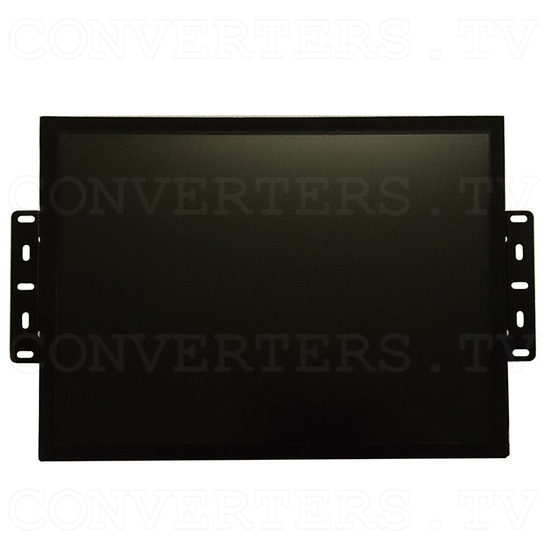 15 Inch Delta CGA EGA Multi-Frequency to XGA Cap-Touch Screen LCD - Front View
