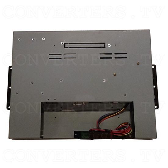 15 Inch Delta CGA EGA Multi-Frequency to XGA Cap-Touch Screen LCD - Back View