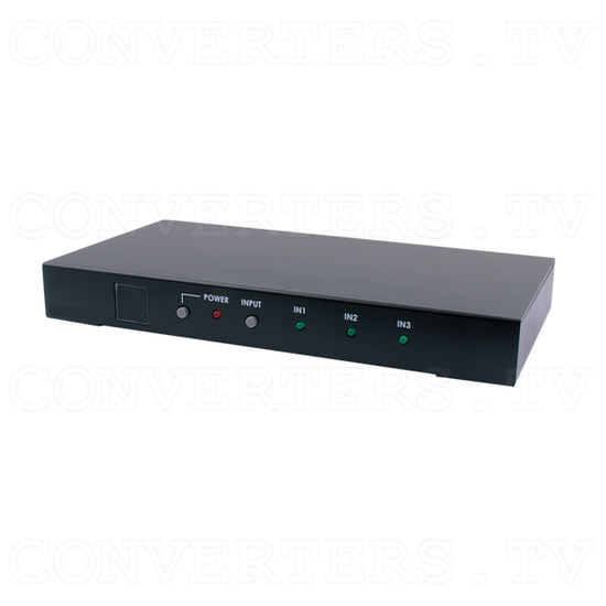HDMI 3in 1out Switch - Full View