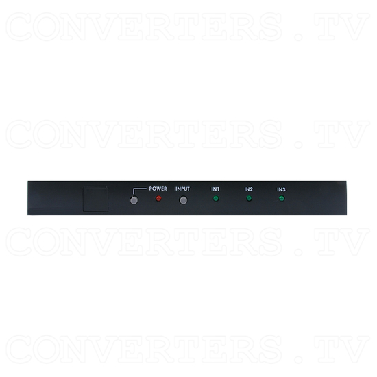 HDMI 3in 1out Switch - Front View