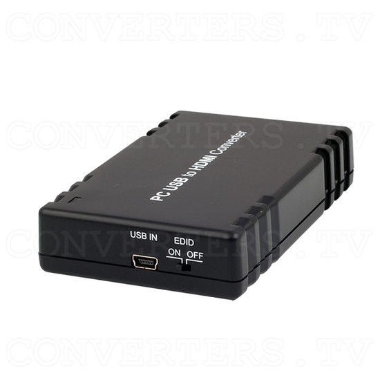 USB to HDMI Wired Converter - Full View