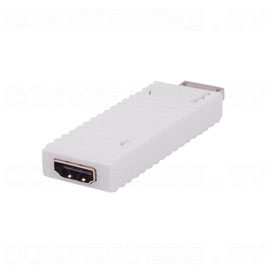 DisplayPort to HDMI Converter - Front View
