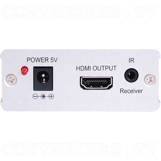 CAT6 to HDMI v1.3 Receiver - ID#15183 Front View.png