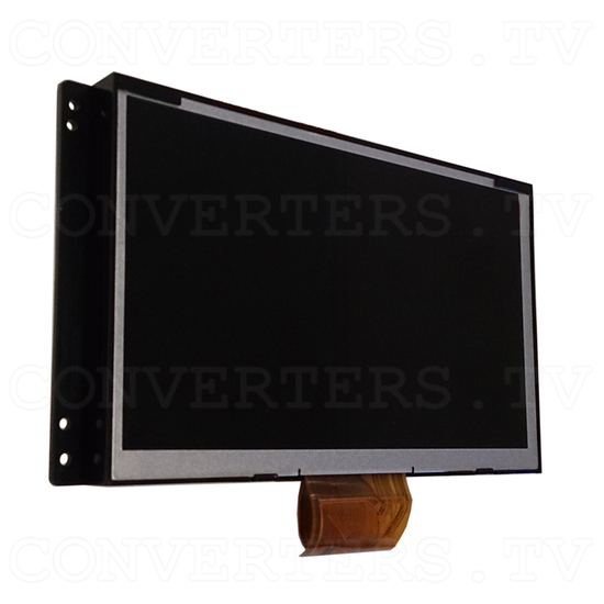 7 Inch Delta FWXGA LCD Panel - Full View