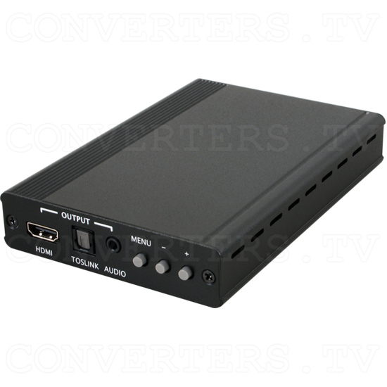 HDMI to HDMI Scaler Box - Full View