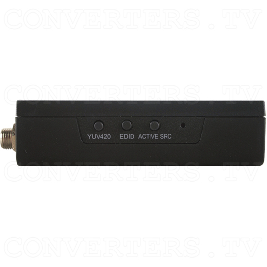 4K2K HDMI Analyser and Enhancer - Side View