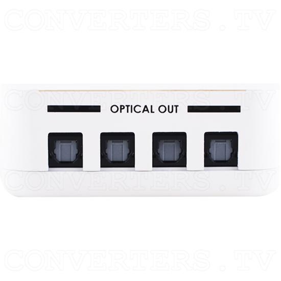 1x4 Optical Audio Splitter - ID#15216 Back View.png