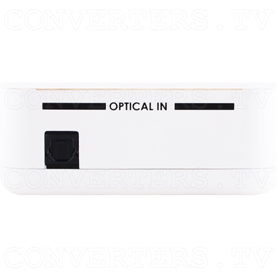 1x4 Optical Audio Splitter - ID#15216 Front View.png