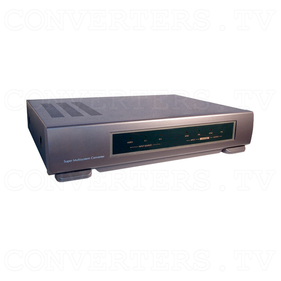 NTSC to PAL (PAL to NTSC) Converter (CDM-820) - Full View