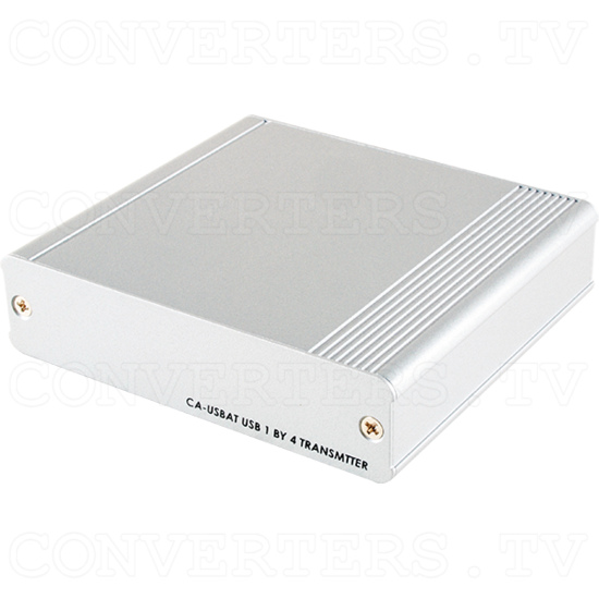 USB over CAT5/6/7 Transmitter and Receiver Box - ID#843 Tx Full View.png