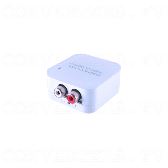 Analog Audio to Dual Digital Audio Converter - ID#15522 Full View.png