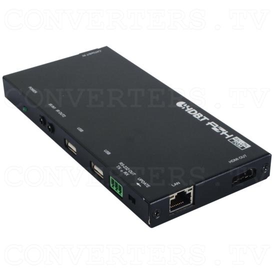 HDMI/USB over CAT5e/6/7 Slimline Receiver with 48v PoH and LAN Serving - HDMI/USB over CAT5e/6/7 Slimline Receiver with 48v PoH and LAN Serving - Full View.png