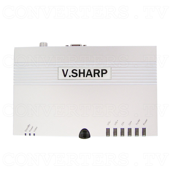V-SHARP Converter - Top View