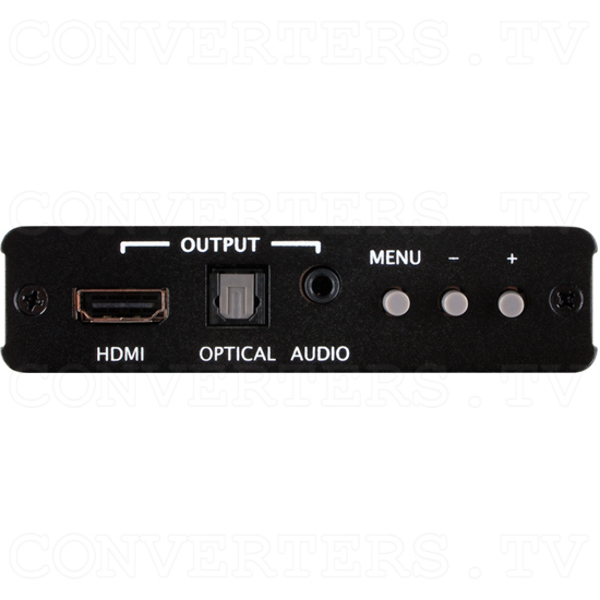 PC to HDMI Scaler - PC to HDMI Scaler - Front View.png