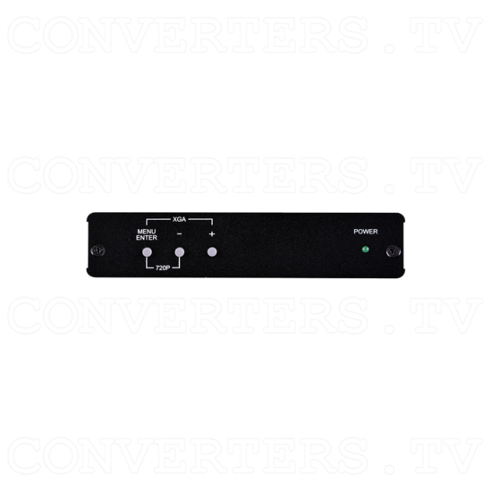 Ultra High Resolution Mini-DisplayPort to HDMI Scaler - Front View.png