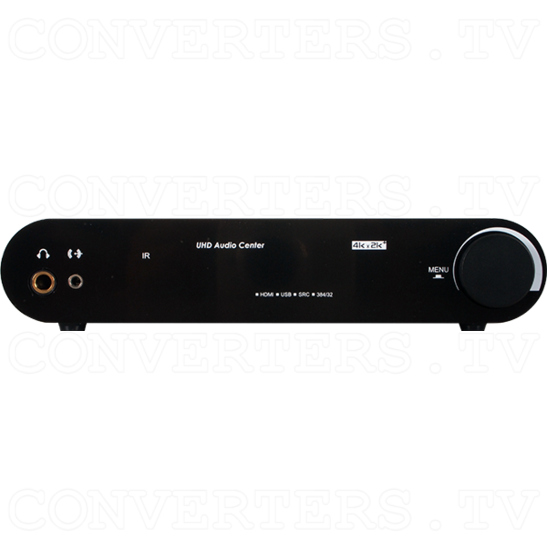 UHD Audio Center - UHD Audio Center - Front View.png