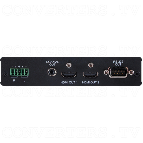 HDMI/Audio over CAT5e/6/7 Receiver/Splitter - Front View.png