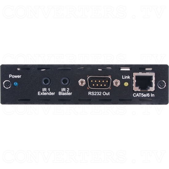 DVI over CAT5e/6/7 Receiver with PoC - Back View.png