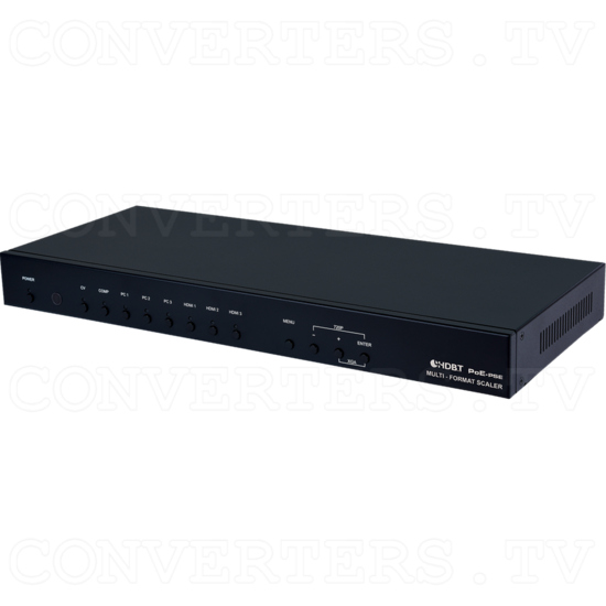 Multi Video to HDMI, VGA and HDBaseT Scaler (PSE) - ID#15506 Full View.png