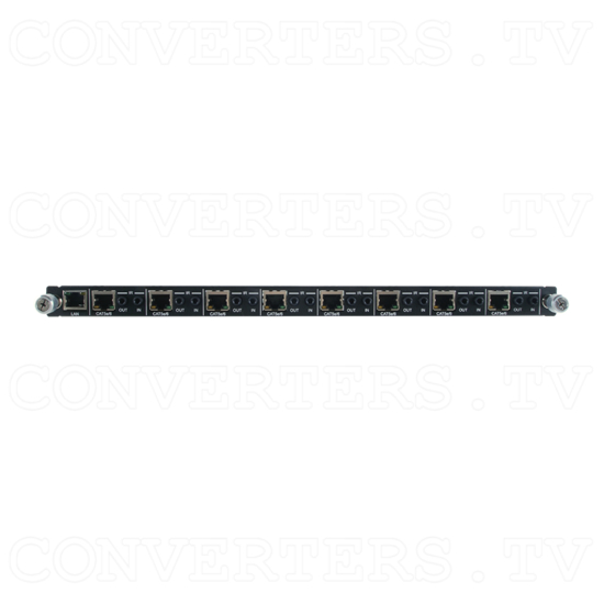 HDBaseT Input Module 8-Port 4K UHD  - HDBaseT Input Module 8-Port 4K UHD - Full View.png