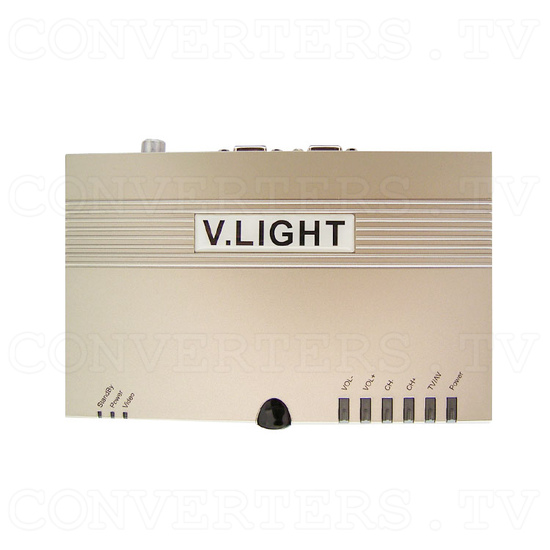 V.Light Converter - Top View