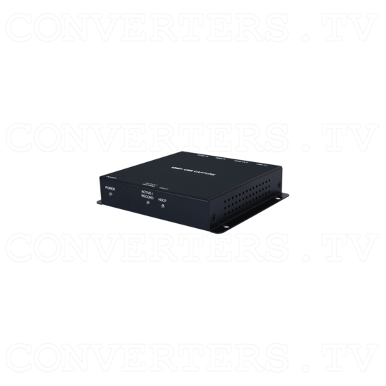 UHD+ HDMI to USB Video Capture Recorder - Full View