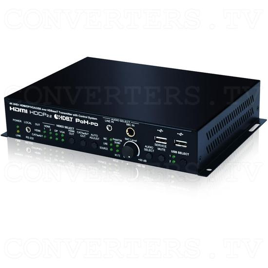 HDMI/DP/VGA over HDBaseT 2.0 4K UHD+ Transmitter (PD) - ID#15584 Full View.jpg